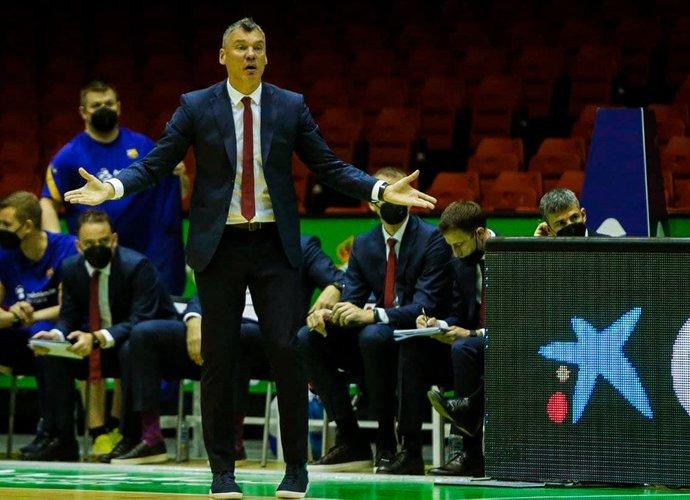 Š.Jasikevičius su komanda triumfavo galingai