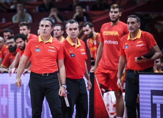 S.Scariolo padėkojo už motyvavusias niūrias prognozes (FIBA nuotr.)