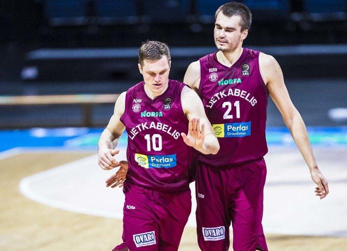 Panevėžiečiai žais pusfinalyje (www.kavolelis.lt nuotr.)