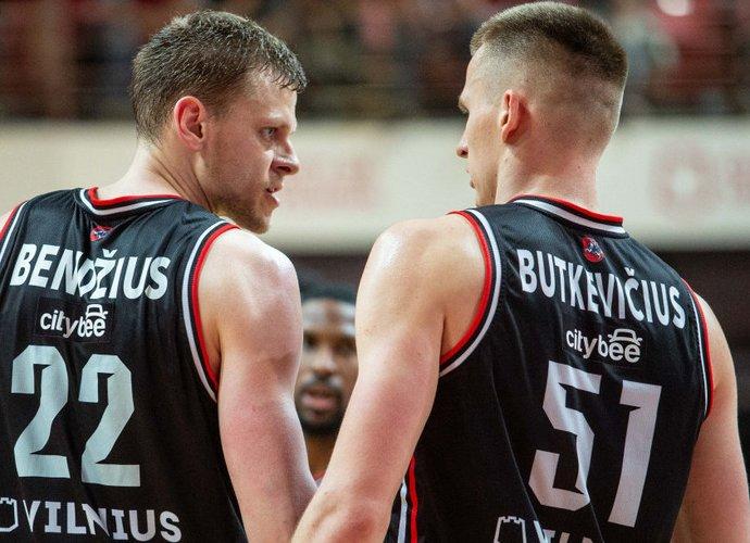 A.Butkevičius vėl buvo vienu komandos lyderių (BNS nuotr.)