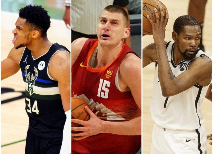 NBA sezonas startuos jau šį mėnesį (Scanpix nuotr.)