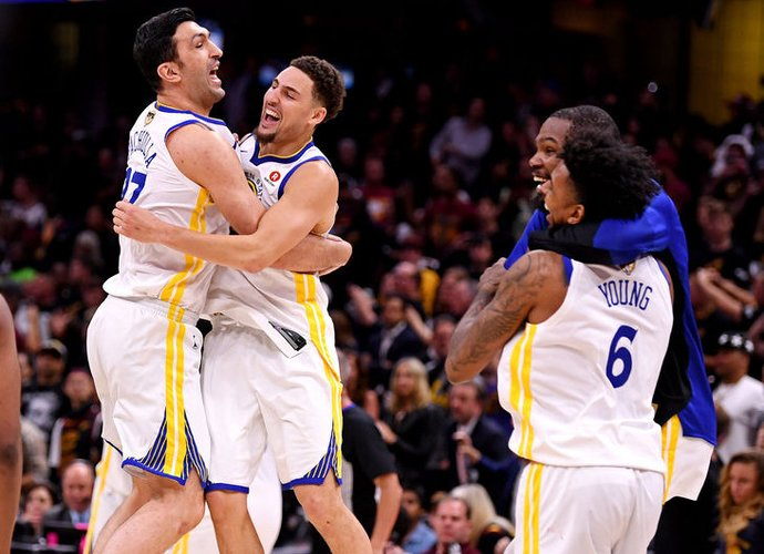 NBA čempionų kelias nebuvo tik rožėmis klotas (Scanpix nuotr.)