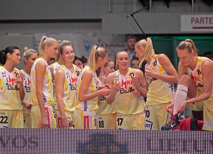 LMKL krepšininkės kvies tapti žvaigždėmis (Foto: Augustas Didžgalvis)