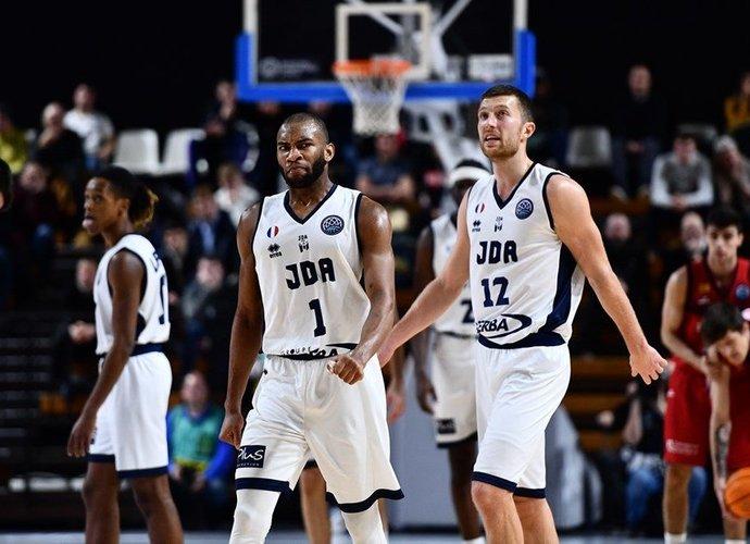 S.Kulvietis surinko 9 naudingumo balus (FIBA Europe nuotr.)