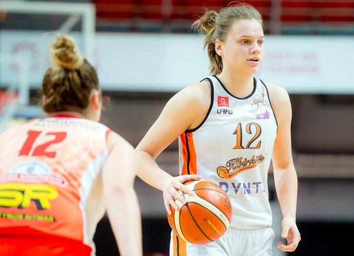 L.Juškaitė neišgelbėjo nuo nesėkmės (Foto: Augustas Didžgalvis)