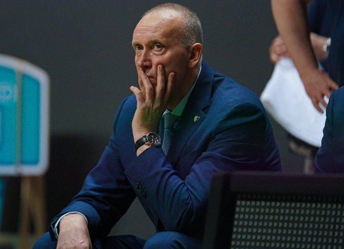 """R.Kurtinaitis """"Chimki"""" klube sieks įgyvendinti nepasiektus tikslus"""