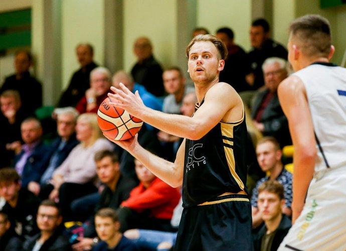 L.Lučinskas papildė Palangos ekipą (NKL nuotr.)
