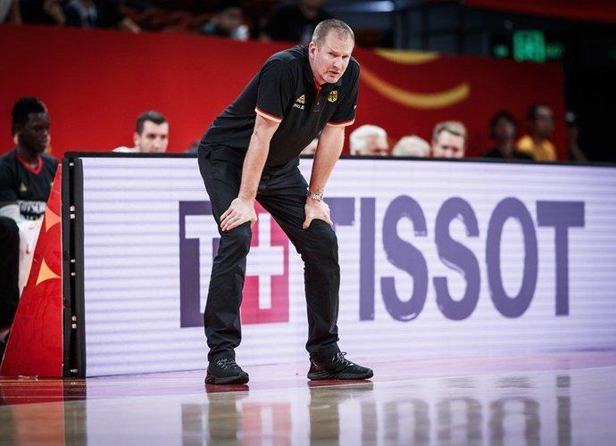 H.Rodlas dirbs rinktinėje toliau (FIBA nuotr.)