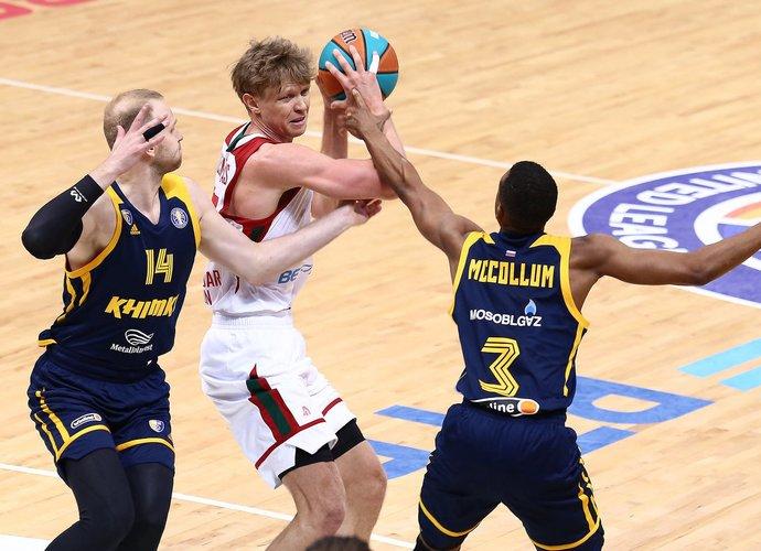 M.Kuzminskas surinko 14 naudingumo balų (vtb-league.com nuotr.)