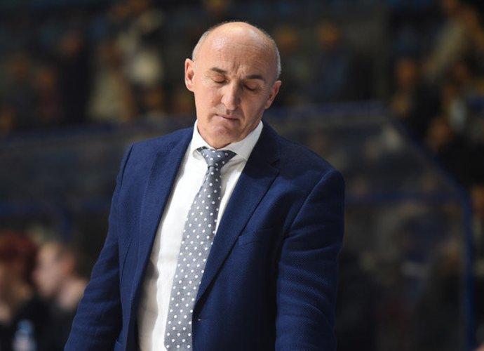Dž.Pavičevičius liko nusivylęs Europos taurės vadovų sprendimu