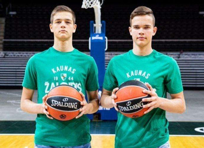 """Broliai žais RKL čempionate  (Foto: """"Žalgiris"""")"""