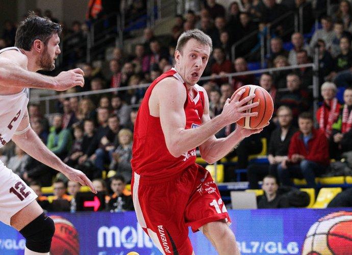 M.Kornijenka tapo savaitės MVP (Josvydas Elinskas, Fotodiena.lt)