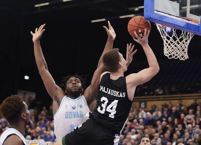 A.Majauskas žaidė solidžiai (FIBA nuotr.)