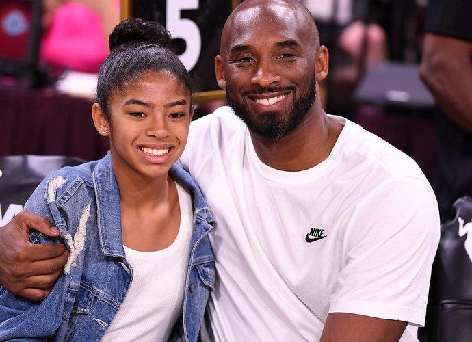 Kobe Bryantas buvo pagerbtas (Scanpix nuotr.)