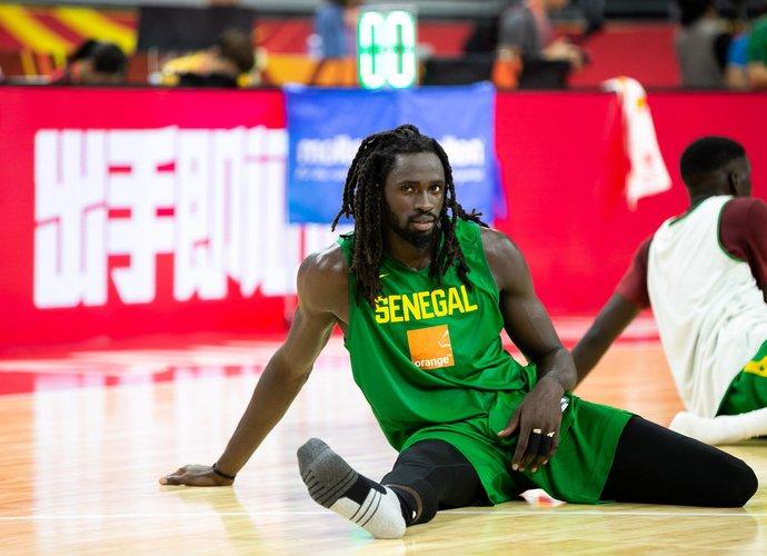M.Ndouras yra geriausiai pažįstamas Senegalo žaidėjas (BNS nuotr.)