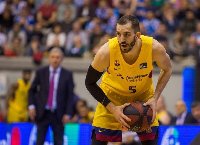 P.Ribasas paliko Barseloną (Scanpix nuotr.)