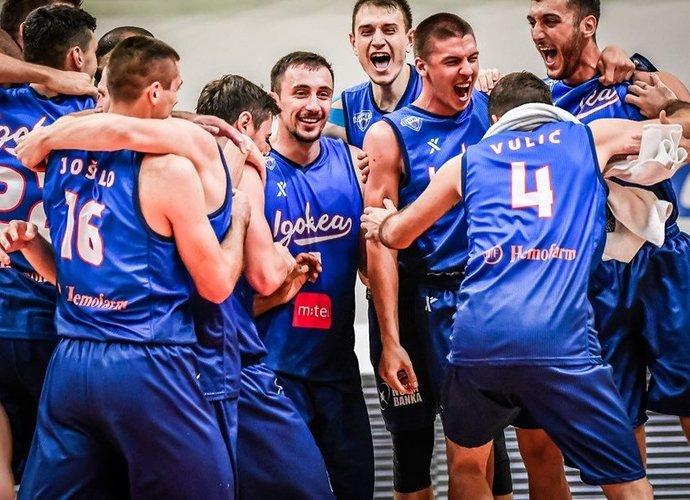 """""""Igokea"""" žengė į turnyrą (FIBA Europe nuotr.)"""
