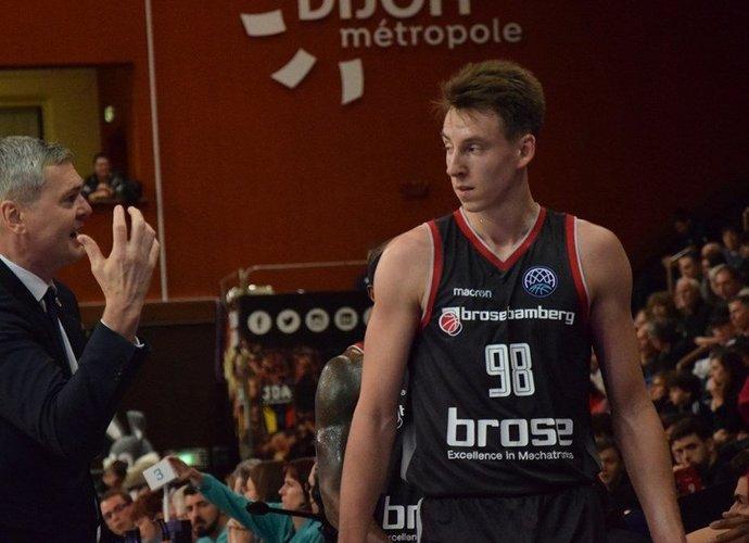 A.Kulbokai ir vėl teko kuklus vaidmuo (FIBA Europe nuotr.)