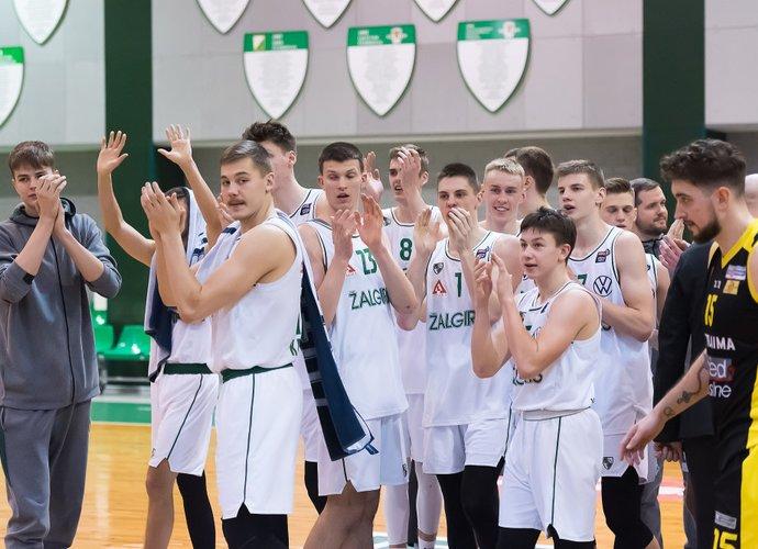 """Nemaža dalis """"Žalgirio"""" dublerių kitą sezoną turėtų pakeisti komandą (Nuotr. NKL)"""
