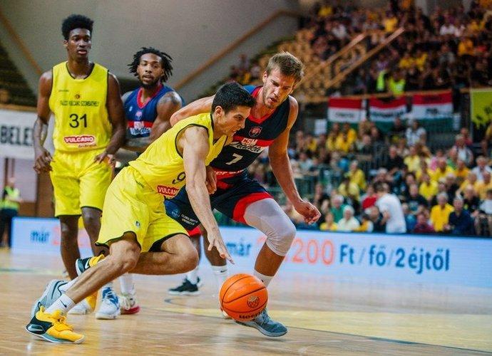 A.Valeika naudingai dirbo tiek puolime, tiek gynyboje (FIBA Europe nuotr.)
