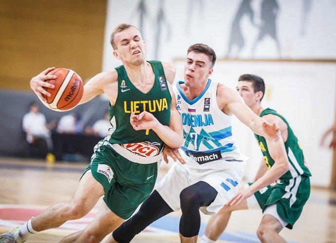A.Veličkos pastangų pergalei nepakako (FIBA nuotr.)