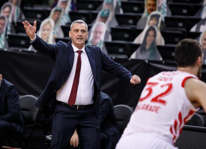 D.Radonjičius Kaune palieka be pergalės (BNS nuotr.)