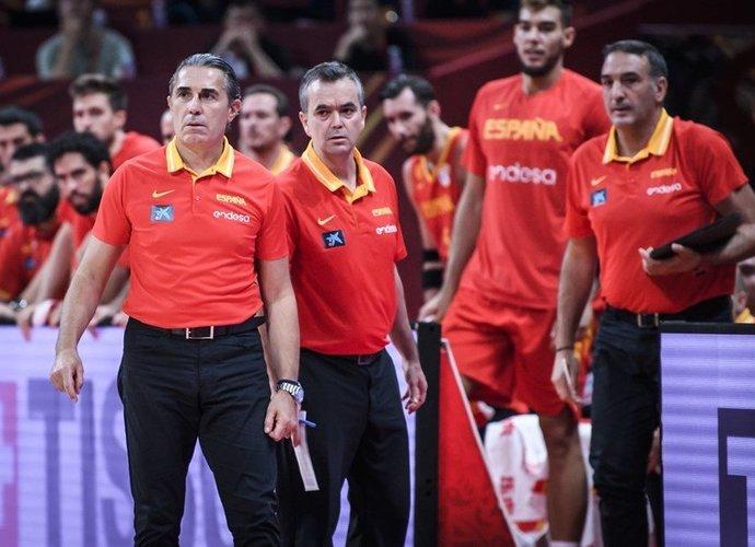 S.Scariolo mano, kad olimpiada nevyks (FIBA nuotr.)