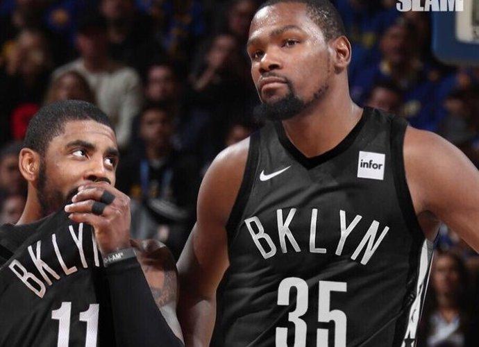 """K.Duranto sprendimas užklupo """"Nets"""" vadovus iš netyčių"""