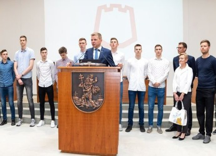 Vilniečiai laimėjo Eurolygos jaunių turnyrą (Organizatorių nuotr.)