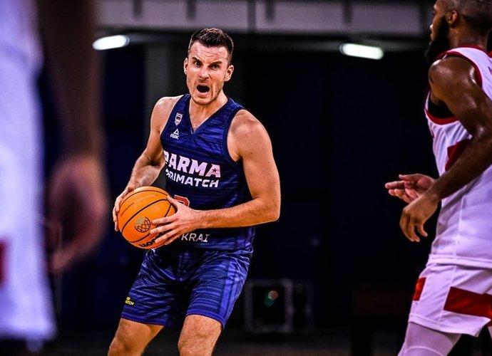 A.Juškevičius pelnė 11 taškų (FIBA nuotr.)