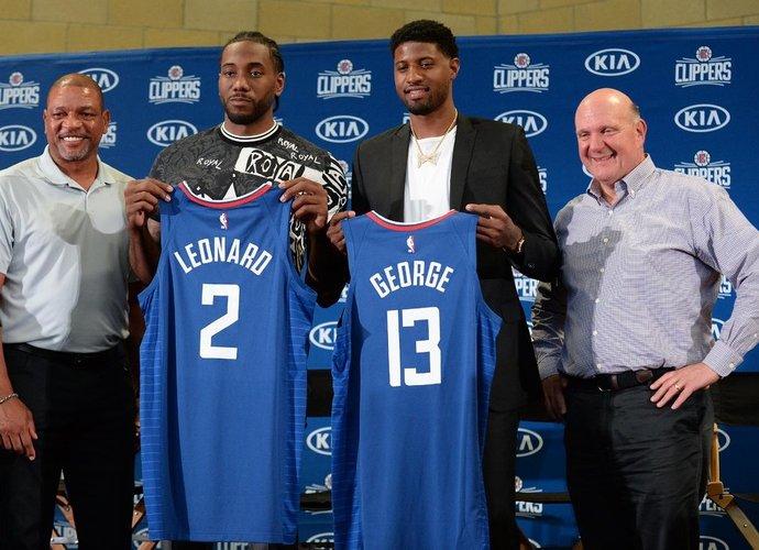 """Žvaigždžių atvykimas lėmė """"Clippers"""" abonementų prekybos šuolį (Scanpix nuotr.)"""