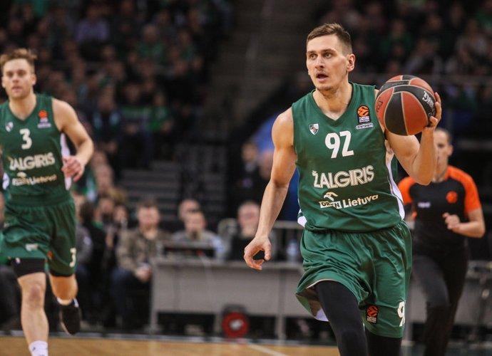 E.Ulanovas tikisi, kad komandinis žaidimas leis laimėti Milane (BNS nuotr.)