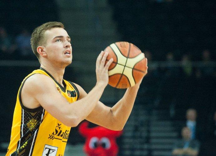 K.Babkauskas karjerą tęs Rumunijoje (Fotodiena.lt)