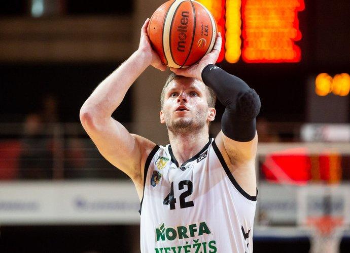 V.Vasylius įmetė 14 taškų (BNS nuotr.)