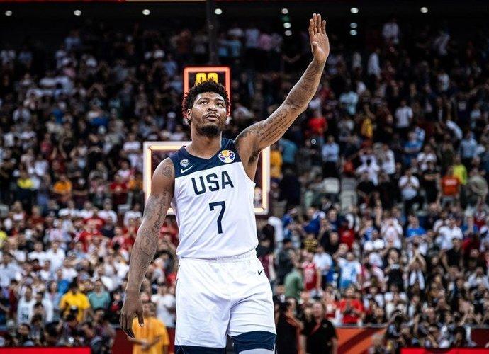 M.Smarto sveikata nenorima rizikuoti (FIBA nuotr.)
