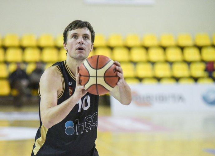 M.Ruikis tapo mačo MVP (nuotr. NKL)