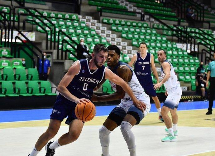 A.Mikalauskas buvo tarp komandos vedlių (FIBA nuotr.)