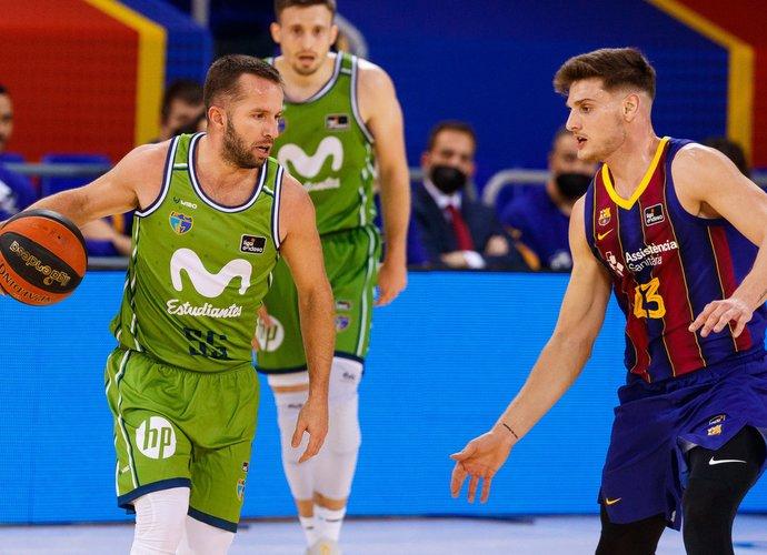 J.J.Barea pastaruoju metu žaidė Ispanijos čempionate (Scanpix nuotr.)