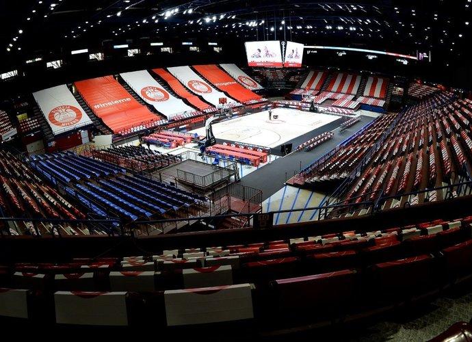 """""""Mediolanum Forum"""" arena vėl bus tuščia"""